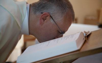 18 – 23 août 2019 : Retraite ouverte à tous les prêtres