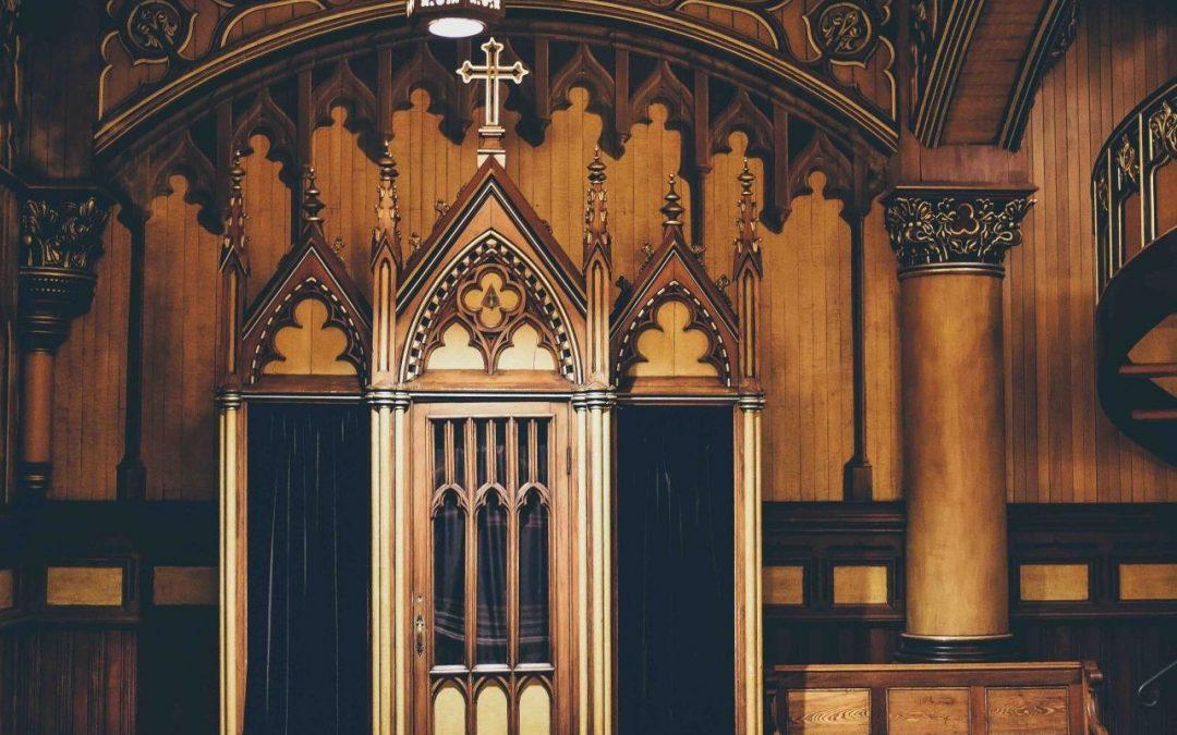 11 au 12 mars 2019 : Session sur le sacrement de réconciliation ouverte à tous les prêtres