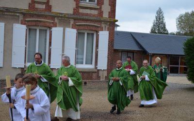 23-28 août 2020 : retraite sacerdotale à l'école du saint Curé d'Ars
