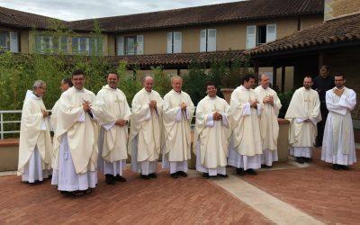22-28 novembre 2020, retraite pour tous les prêtres
